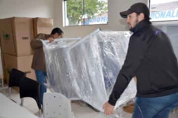 Os equipamentos serão alocados nas unidades de saúde de Ubiratã