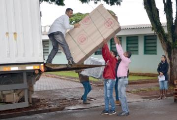 A boa gestão da saúde pública em Ubiratã é que possibilitou ao município o recebimento desses equipamentos