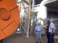Foram cerca de R$ 3 milhões investidos na Desativadora de Soja