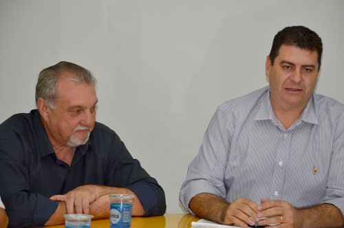 Prefeito de Ubiratã é eleito presidente da Comcam