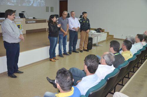 """Campanha """"Ubiratã, Agenda 2030"""" movimentou lideranças do município"""
