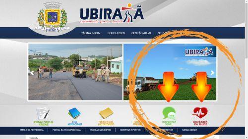 Administração Municipal dispõe de canais para que o cidadão manifeste sua opinião quanto aos serviços públicos recebidos