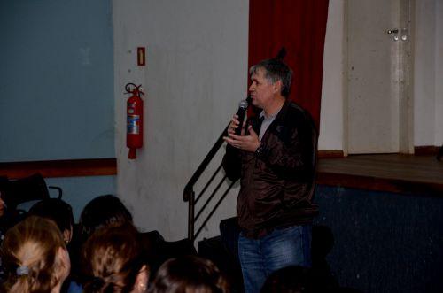 Servidores públicos municipais participaram de palestra motivacional