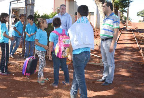 Área Social de Ubiratã comemora mais uma conquista