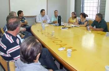Na reunião realizada na sexta-feira (3) os prefeitos trataram de assuntos importantes para o desenvolvimento da região