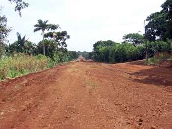Essa é a última grande avenida do município sem obra de urbanização