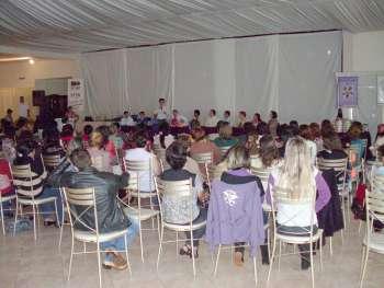 O encontro foi muito produtivo e as participantes mostraram que gostaram do que viram e ouviram