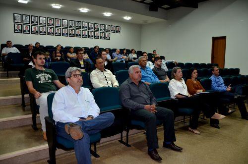 Reunião definiu composição do Conselho de Desenvolvimento Municipal