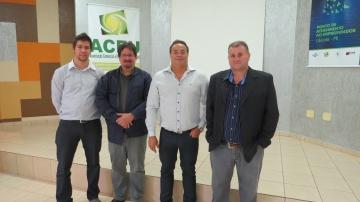 Junta Comercial do Paraná atua em parceria com a ACEU e Prefeitura Municipal de Ubiratã