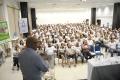 Cerca de 400 agentes de trabalho participaram do seminário