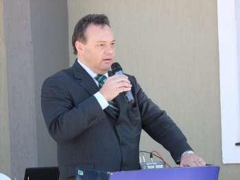 Fábio D'Alécio foi escolhido pelo Instituto Brasileiro de Verificação de Gestão como um dos 100 melhores prefeitos do País