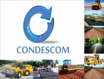 O Condescom via a aquisição de maquinários e implementos para conservação de estradas rurais e recape da malha asfáltica