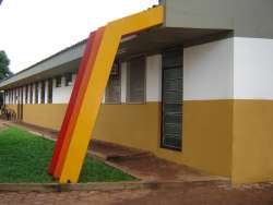 Sala de imunização funciona no prédio administrativo da secretaria de Saúde