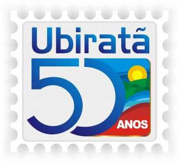 O selo representa as riquezas de Ubiratã