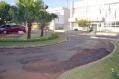 Nesse local havia uma saliência no asfalto; tudo será solucionado em alguns dias quando do recape da Avenida Nilza de Oliveira Pipino