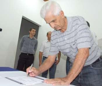 O ex-prefeito e presidente da Coagru, Àureo Zamprônio foi uma das testemunhas