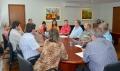 O planejamento administrativo para 2014 também foi discutido na reunião