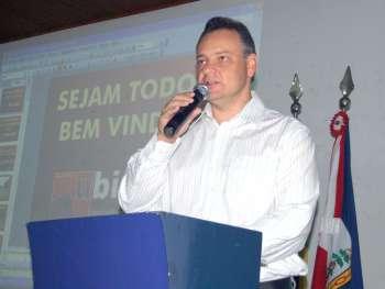 Para D´Alécio as obras em Ubiratã só são possíveis graças aos representantes junto aos governos federal e estadual