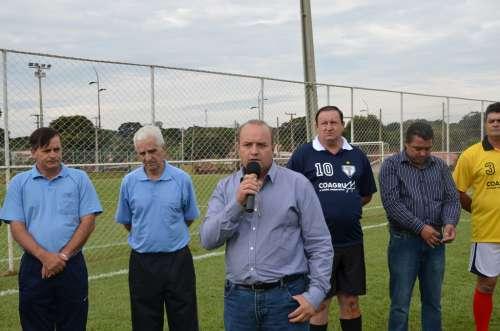 Vice-prefeito Beraldo representou o Executivo Municipal