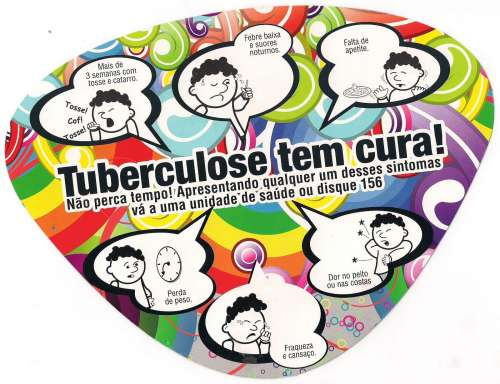 24 de março é o Dia Mundial de Combate à Tuberculose
