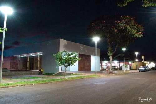 Hoje acontece a 1ª sessão no novo Centro Legislativo de Ubiratã