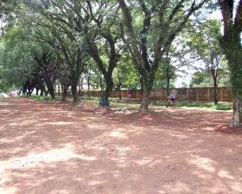 A Avenida Raimundo Soares do Nascimento também receberá calçamento com pedra irregular