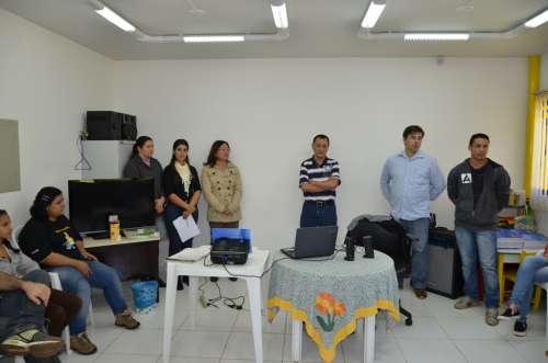 Secretaria de Assistência Social trouxe este curso gratuito para Ubiratã