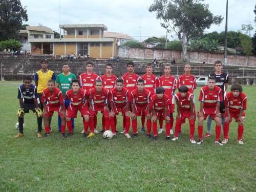 Equipe da categoria juvenil de Ubiratã