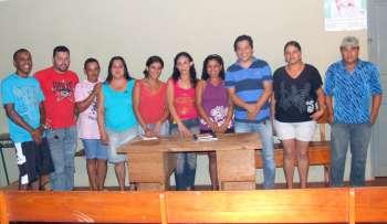 Moradores do São Joaquim formaram uma nova diretoria para a associação