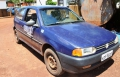 O veículo Gol é ano 1998