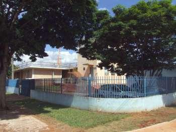 A unidade da Sanepar de Ubiratã localiza-se no Jardim Panorama