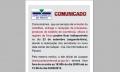 Comunicados importantes dos sites do Estado do Paraná