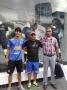 Meninos de Ubiratã treinaram uma semana com atletas do Santos FC