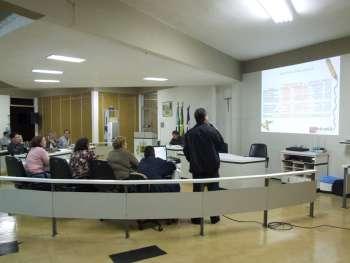 A 1ª audiência pública de 2011 aconteceu na Câmara de Vereadores