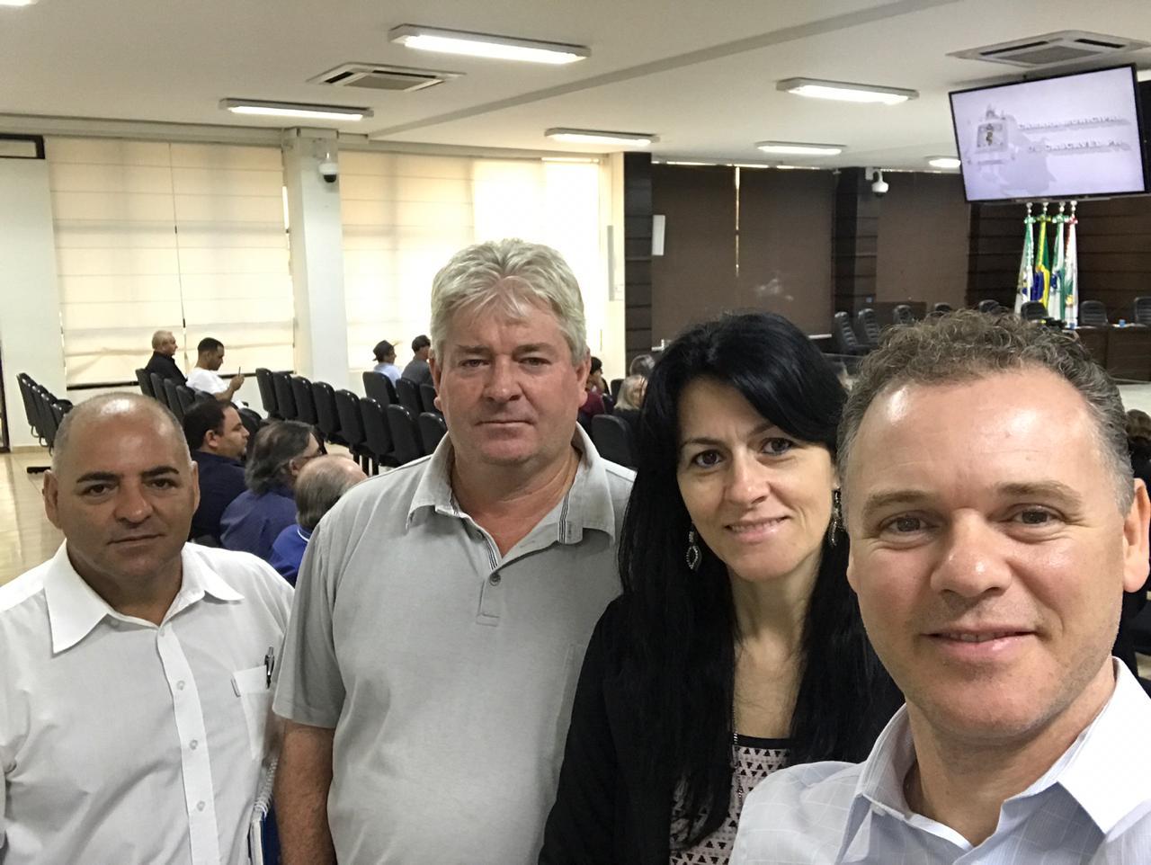 Vereadores Participam do Quarto Ciclo de Audiências, sobre a Cobrança de Taxas e Tributos praticadas pela COPEL