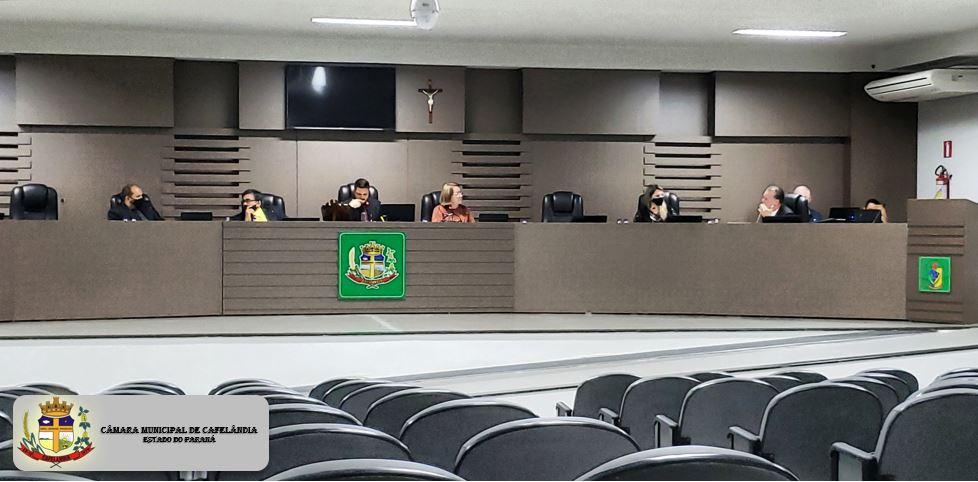 Primeira Sessão Ordinária do ano de 2021 é realizada