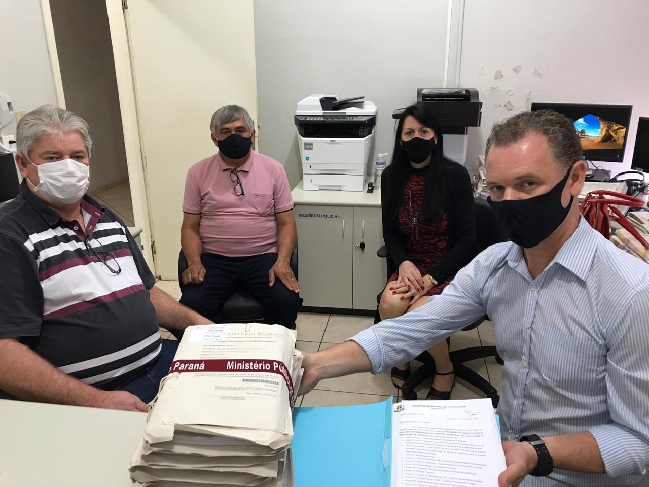 Comissões de Saúde e Assistência Social e de Finanças e Orçamento emitem Boletim Informativo, referente a abertura do Hospital Municipal