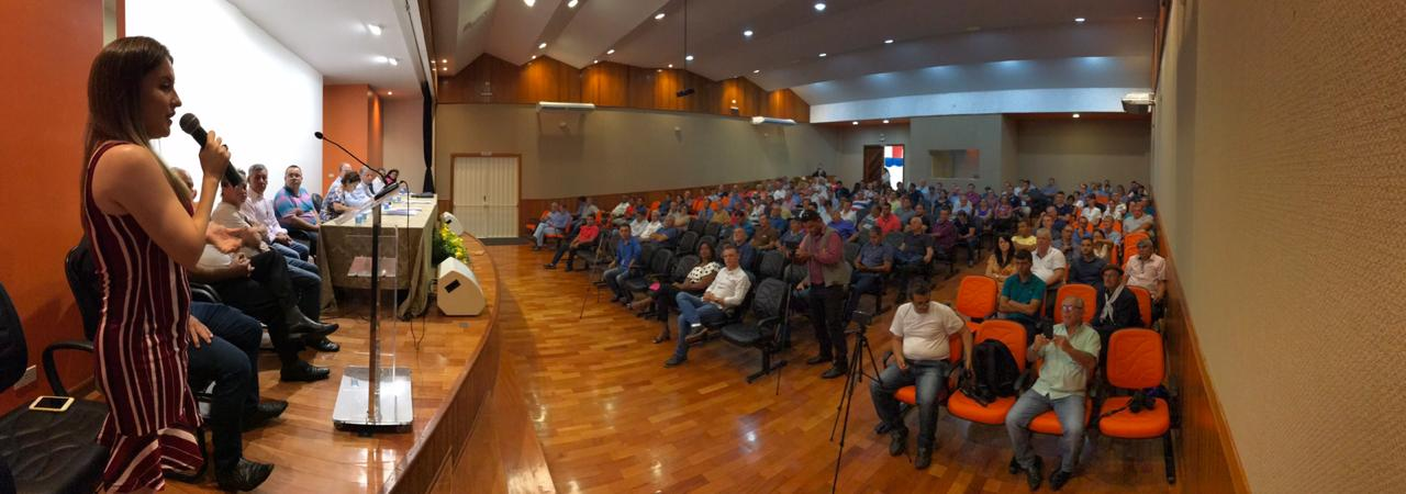Vereadores de Cafelândia participam de nova Audiência sobre a COPEL
