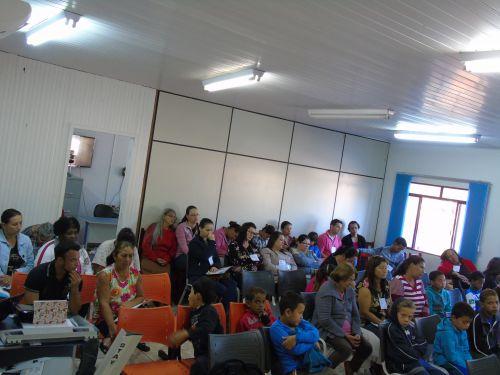 ATIVIDADES DESENVOLVIDAS PELO CRAS ( CENTRO DE REFERÊNCIA DE ASSISTÊNCIA SOCIAL)