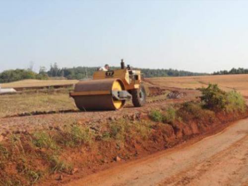 Pavimentação Estrada Iguatu  a Anahy