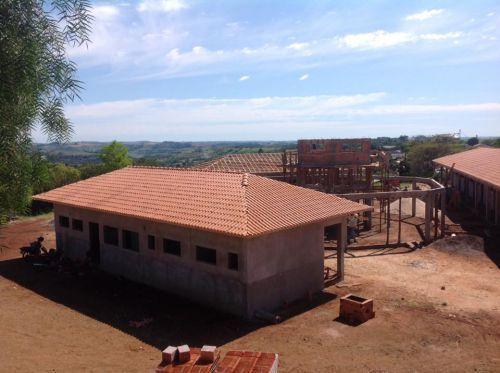Construção da Escola Cecília Meireles