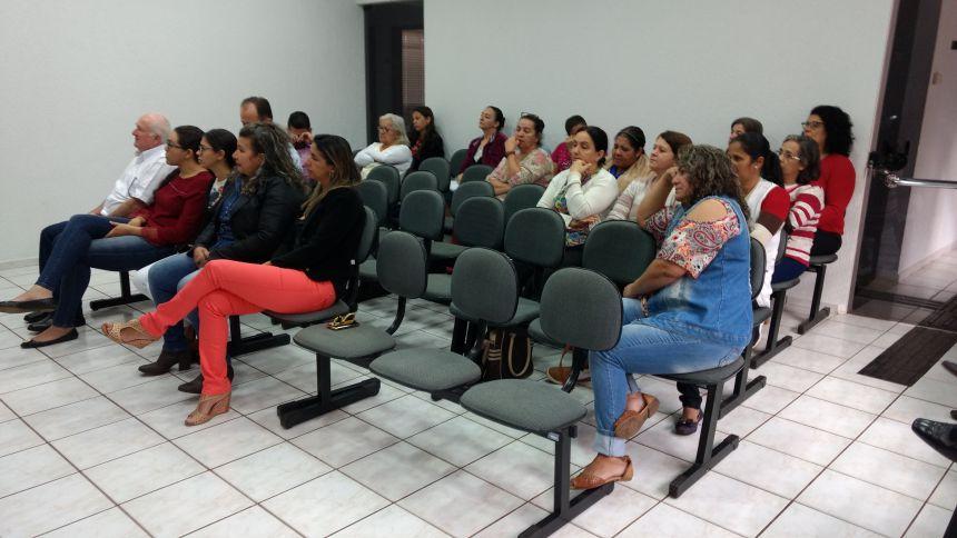 REUNIÃO PME (PLANO MUNICIPAL DE EDUCAÇÃO)