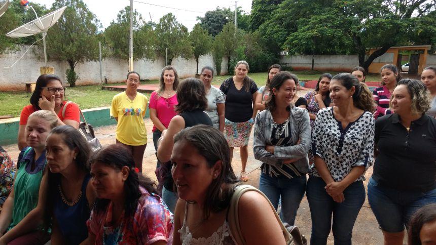 AMAPORÃ INICIA O ANO LETIVO APOSTANDO EM UMA EDUCAÇAO DE QUALIDADE