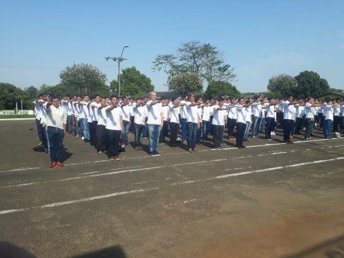 Cerimônia de Compromisso à Bandeira Nacional