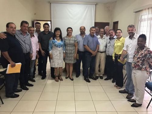 Prefeitos da AMUMPAR unidos para ajudar a Santa Casa de Paranavaí.