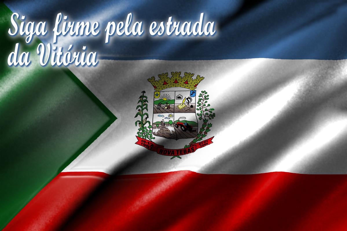 Bandeira de Nova Tebas