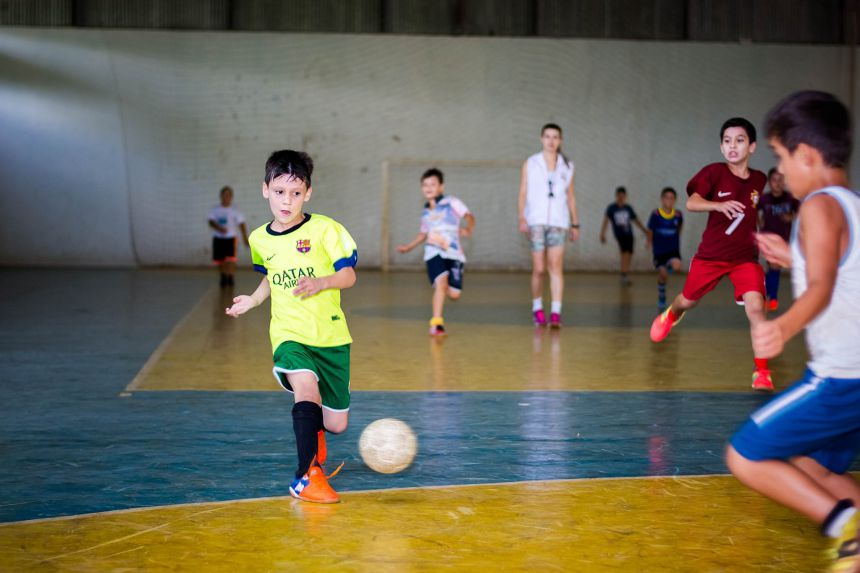 Município de Nova Tebas Promove Projeto Social Esportivo!
