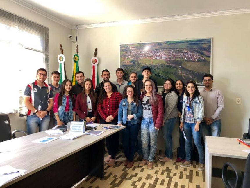 Conselho Municipal da Juventude de Nova Tebas