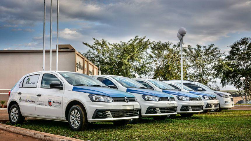 Mais 5 Veículos 0Km para a Saúde de Nova Tebas