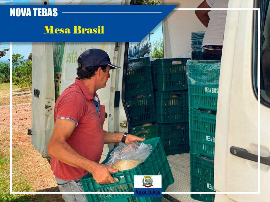 Programa Mesa Brasil Sesc